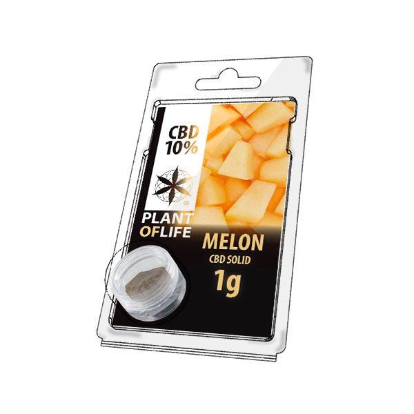 Résine 10% CBD de Melon- Plant of Life® (Boite de 10pcs)